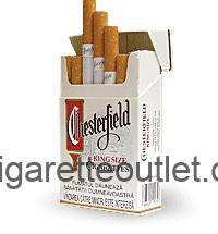 Chesterfield Classic Red 1 Cartons