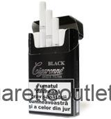 Cigaronne Mini Black