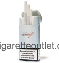 Davidoff Blue Slims cigarettes