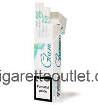 Glamour Menthol Superslims