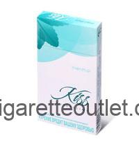 Kiss Menthol Superslims